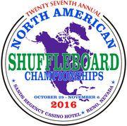 NASC XXVII - The 2016 North American Shuffleboard Championships™