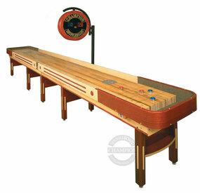 20' Grand Champion Limited Edition Shuffleboard Table
