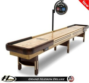 9' Grand Hudson Deluxe Shuffleboard Table