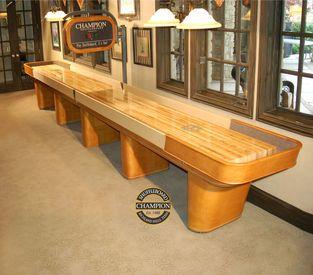 22' Champion Capri Shuffleboard Table