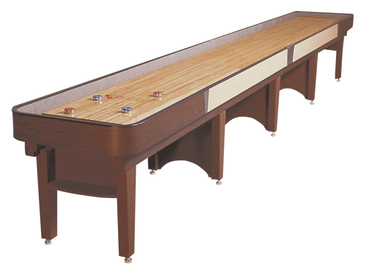 20' Venture Ambassador Shuffleboard Table