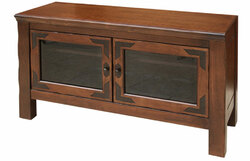 """Sierra Madre Rustic Lodge 52"""" TV Stand"""