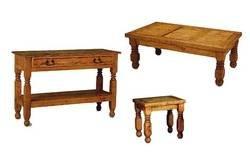 Lyon Rustic Table Set