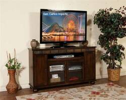 """Durango 62"""" TV Stand w/ Pullout Tray"""