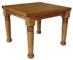 Hacienda Rustic Square Table