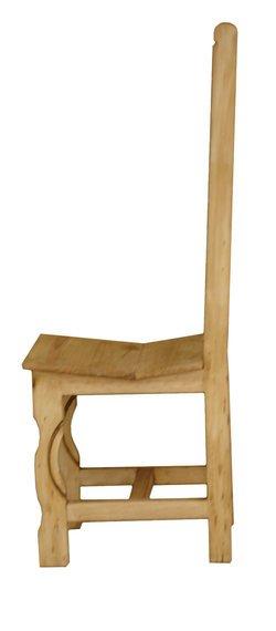 Star Rustic Chair