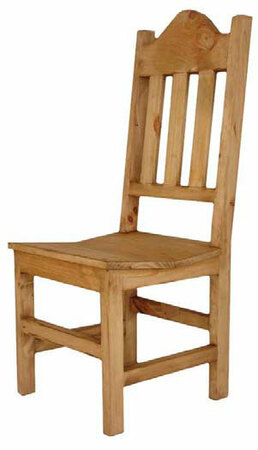 Laredo Rustic Dining Chair