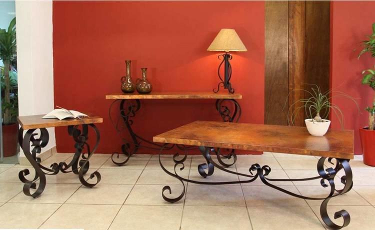 Copper Ridge Occasional Table Set