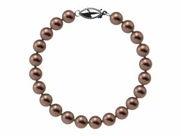 Mocha Pearl Bracelet