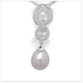 Agatha a Freshwater Cultured Pearl Pendant