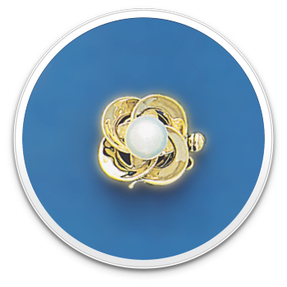Pearl Clasp Style 302