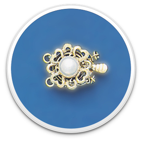 Pearl Clasp Style 2097
