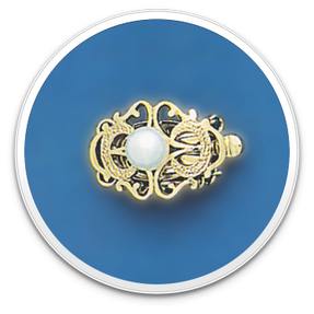 Pearl Clasp Style 2298