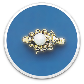 Pearl Clasp Style 2299
