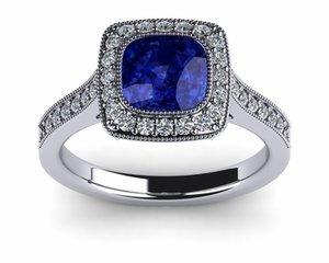 Legendary Diamond Ring .45 carats t.d.w.
