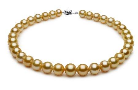 Uniform Golden Necklaces