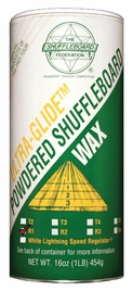 Shuffleboard Table Wax - Ultra-Glide R1 Speed Powder