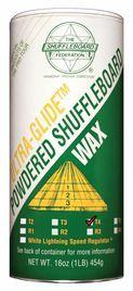 Shuffleboard Table Wax - Ultra-Glide T4 Speed Powder