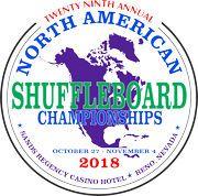 NASC XXIX - The 2018 North American Shuffleboard Championships