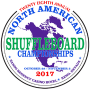 NASC XXVIII - The 2017 North American Shuffleboard Championships™