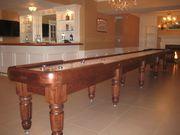 20' Shuffleboard Tables