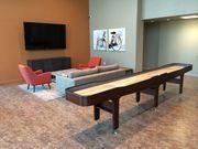 Champion Gentry Shuffleboard Table