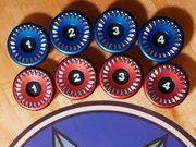 Pro Series Adjustable Weight Teardrop Caps