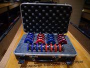 Shuffleboard Weight Case - 2/3 Set