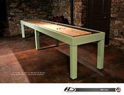 12' Hudson Metro Shuffleboard Table