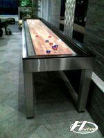 20' Hudson Metro Shuffleboard Table
