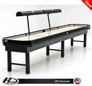 20' Hudson Octagon Shuffleboard Table