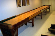 Antique Shuffleboard Tables by Rock-Ola Manufacturing