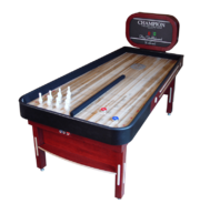 Champion Bank Shot Shuffleboard Table
