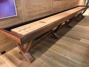 Heirloom Aspen Shuffleboard Table