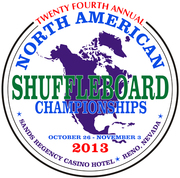 NASC XXIV - 2013 North American Shuffleboard Championships