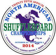 NASC XXV - 2014 North American Shuffleboard Championships