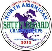 NASC XXVI - The 2015 North American Shuffleboard Championships