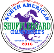 NASC XXVII - The 2016 North American Shuffleboard Championships