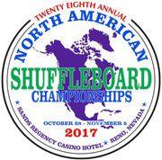 NASC XXVIII - The 2017 North American Shuffleboard Championships