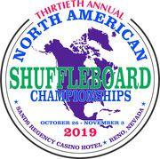 NASC XXX - The 2019 North American Shuffleboard  Championships