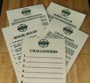 Promotional/Instructional Materials, League & Tournament Supplies