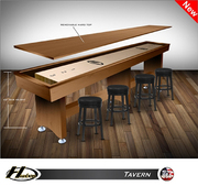 12' Hudson Tavern Style Shuffleboard Table
