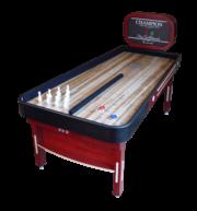 7' Champion Bank Shot Shuffleboard Table