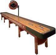 Grand Champion Shuffleboard Table