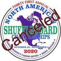 NASC XXXI - The 2020 North American Shuffleboard Championships