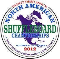 NASC XXIII - 2012 North American Shuffleboard Championships