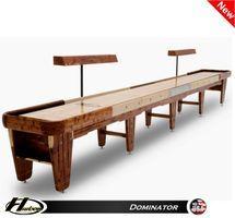 Dominator Shuffleboard Tables