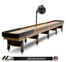 Grand Hudson Shuffleboard Tables