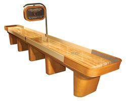 Champion Capri Shuffleboard Table