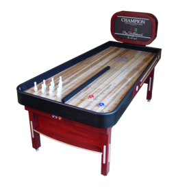 7' Champion Bank Shot Shuffleboard Table